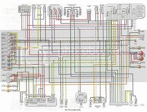 Wiring Diagram Zx7r Troubleshooting