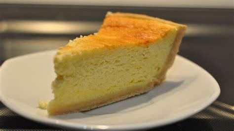 rv cuisine recette de tarte au fromage blanc légère