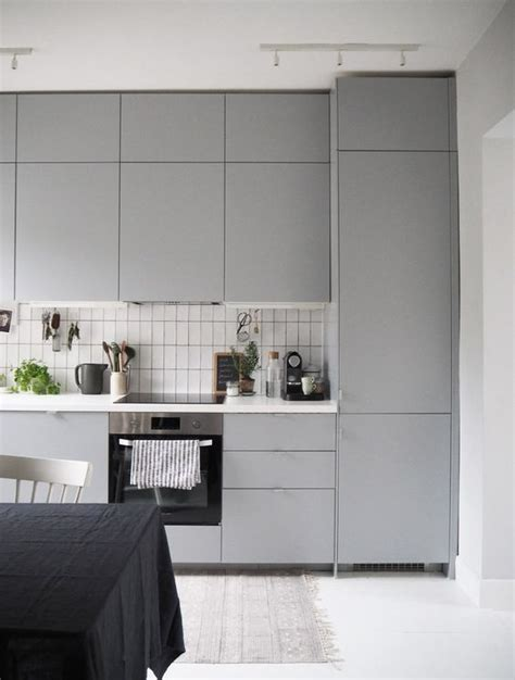 light grey kitchen 30 grey kitchens that you ll never want to leave digsdigs 3744
