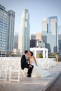 The Los Angeles Athletic Club  Wedding Ceremony