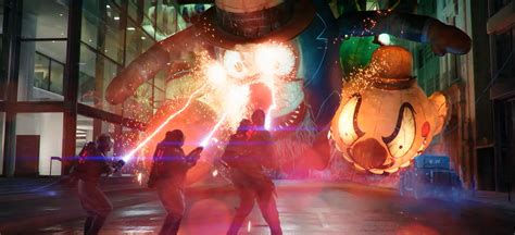 ghostbusters sony pictures imageworks
