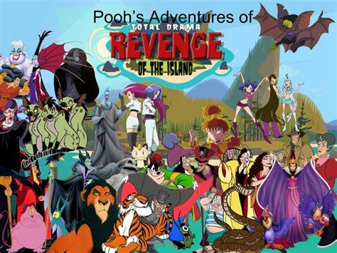 Pooh's Adventures Of Td/ Roti (villans) By Magmon47 On
