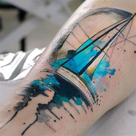 Boat Tattoo by 20 Best Ideas About Boat Tattoos On Pinterest Sailboat