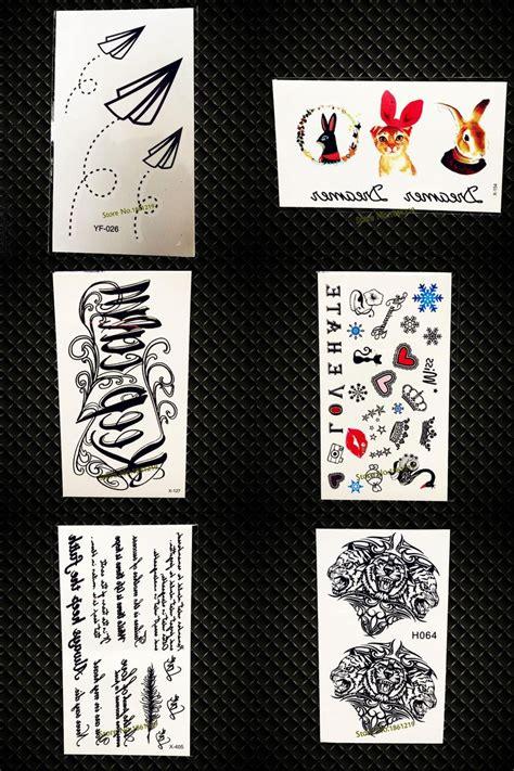 temporary tattoo paper ideas  pinterest wood