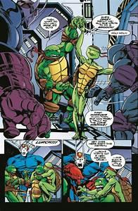 Comiclist Previews  Teenage Mutant Ninja Turtles Urban