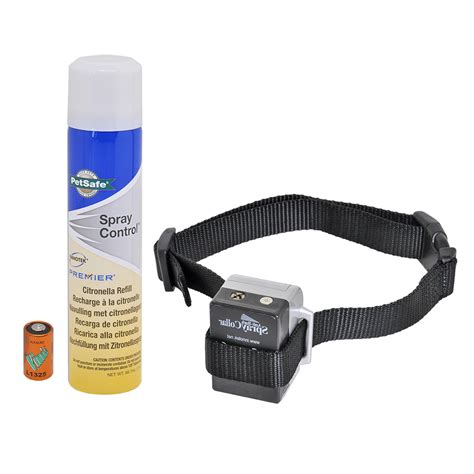 petsafe citrus antibell halsband sprayhalsband