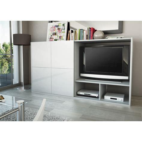 171 cherche meuble tv avec porte coulissante pour masquer la