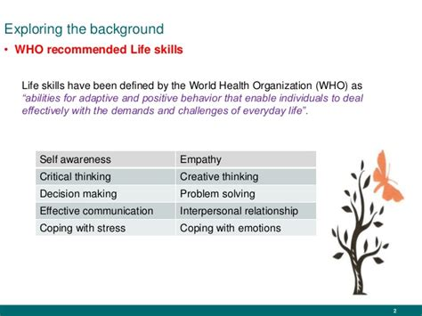 Who Recommended Life Skills Creative Thinking & Problem Solving