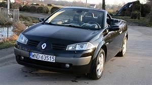 Renault Megane Cc 2004 Cabriolet
