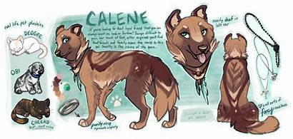 Deviantart Calene Drawings Dog Animal