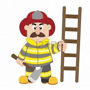 Girl Firefighter Cartoon | Clipart Panda - Free Clipart Images