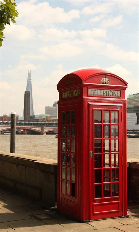 london rote telefonzelle handy hintergrundbilder kostenlos