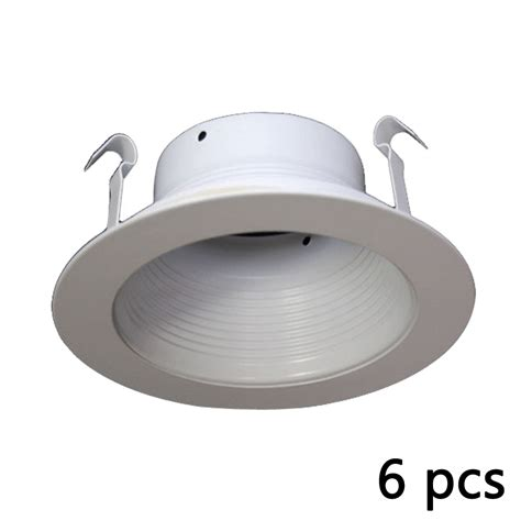 6 x 4 quot ic air tight recessed housing can light contruction