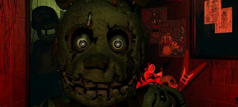 Review Five Nights At Freddy's 3