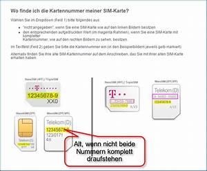 Meine Telekom Rechnung Online Einsehen : gel st wie aktiviert man eine sim karte bei der telekom ~ Themetempest.com Abrechnung