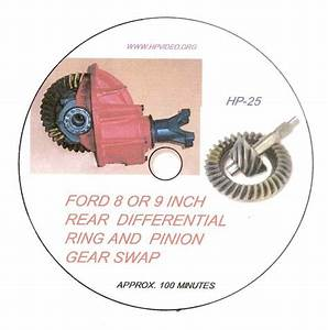 Purchase Ford 9 Inch Or Ford 8 Inch Ring  U0026 Pinion Gear