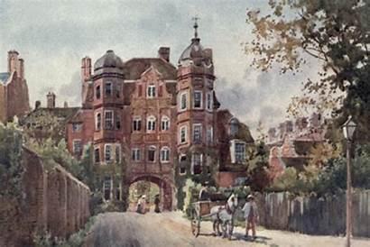 History Newnham College
