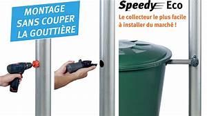 Collecteur D Eau De Pluie Pour Gouttières : collecteur pour r cup rateur d 39 eau de pluie speedy eco ~ Dailycaller-alerts.com Idées de Décoration