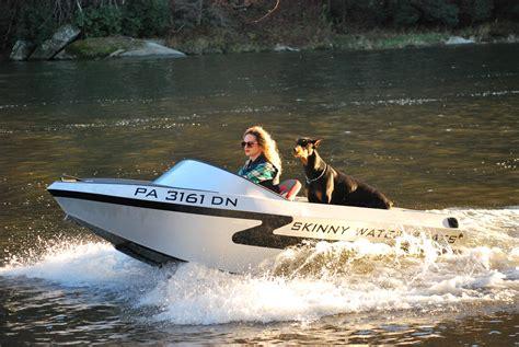Mini Boat by Water Boats Compact Mini Aluminum Jet Boats