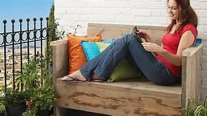 Fabriquer Un Banc D Interieur : r aliser un banc avec des planches en bois ~ Melissatoandfro.com Idées de Décoration