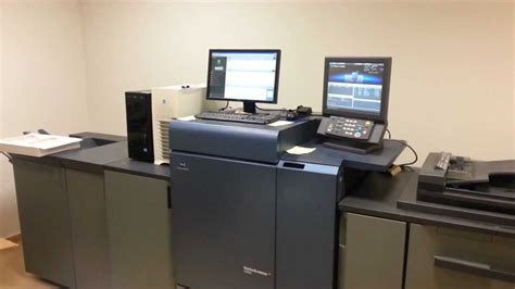 Download the latest drivers and utilities for your device. Konica Minolta BizHub Press C-8000 - YouTube