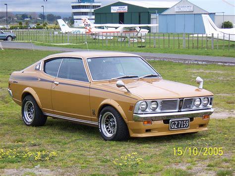1973 Mitsubishi Colt Galant GTO A57C 3705043 | New Zealand ...