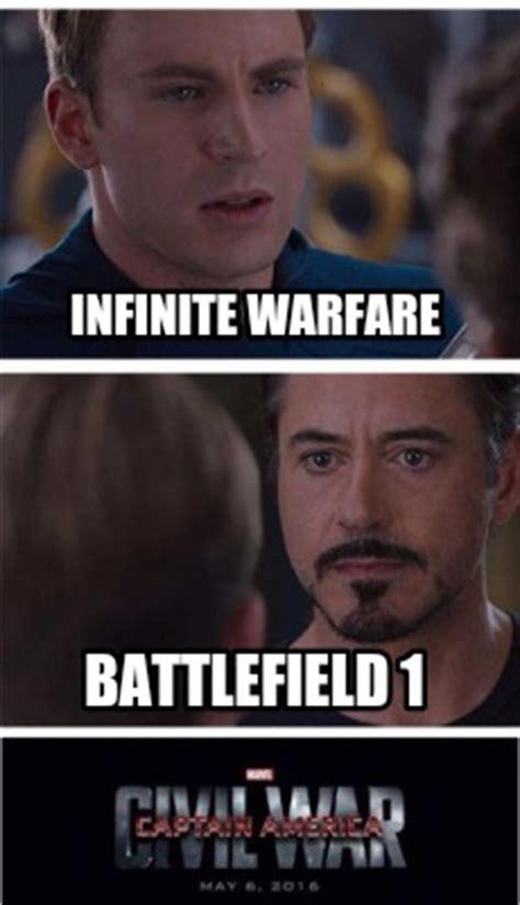 Infinite Warfare Memes - meme creator infinite warfare battlefield 1 meme generator at memecreator org