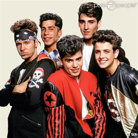 Les New Kids On The Block Sont De Retour ! Purepeople