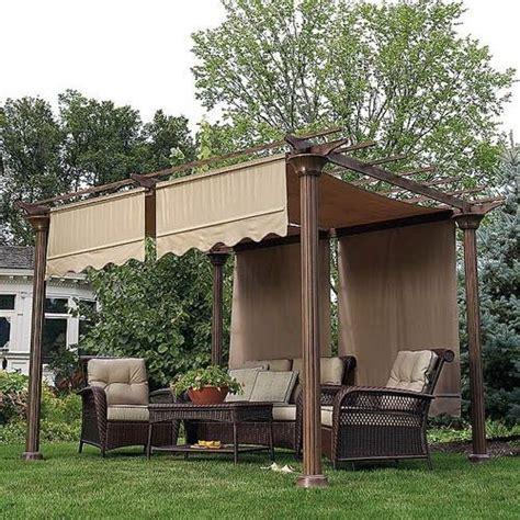 garden winds universal replacement pergola canopy ii
