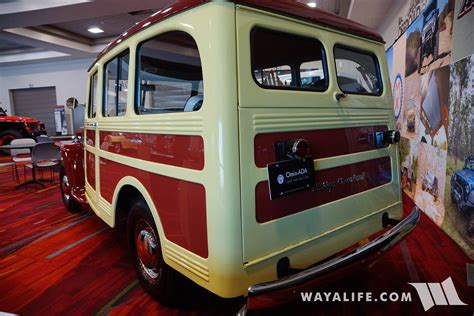 jeep station wagon 2016 2016 sema omix ada willys jeep station wagon