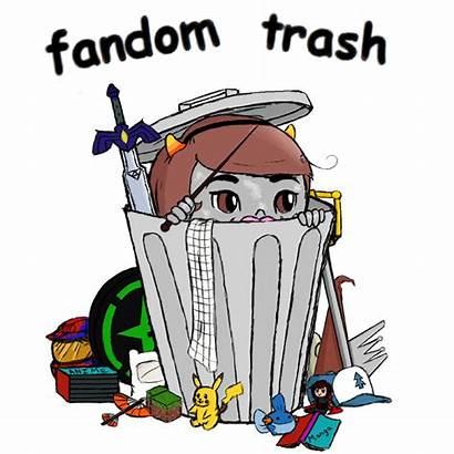 Fandom Trash Logos
