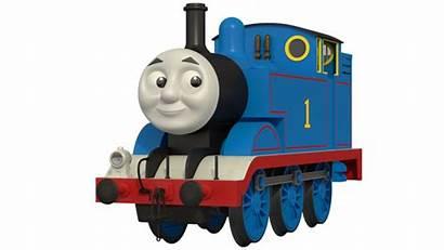 Thomas Train Engine Tank Transparent Transport Locomotive
