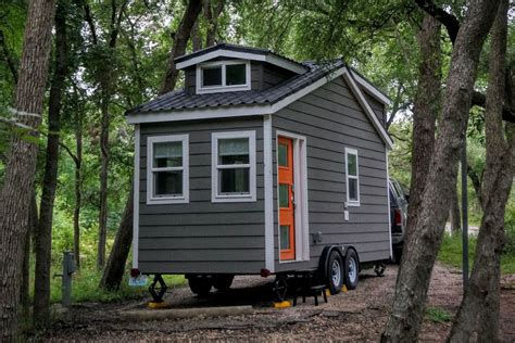 Tiny Häuser Mobil by Custom Finished Tumbleweed Mobile Tiny House Idesignarch