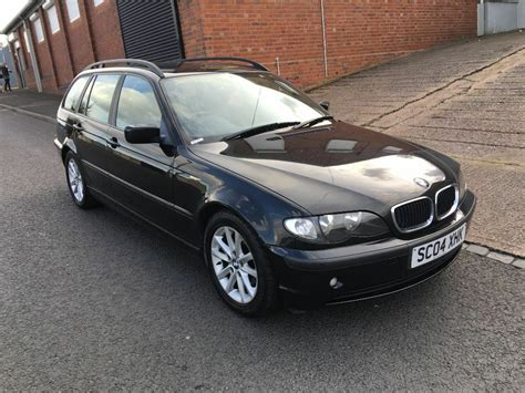 Bmw 2004 3 Series by Leather Interior 2004 Bmw 3 Series 2 0 318i Es