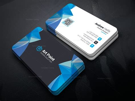 Apollo Professional Corporate Business Card Template