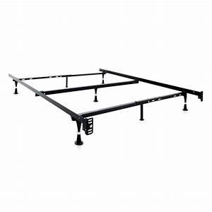 Structures Adjustable Metal Bed Frame-st5033gl