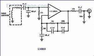 Lm833 Ic Pinout Diagram - Integrated Circuits Elektropage
