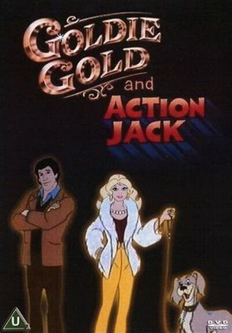 Goldie Gold and Action Jack (1981) | Battle of the planets ...