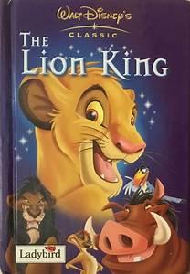 ladybird book walt disney classic the king