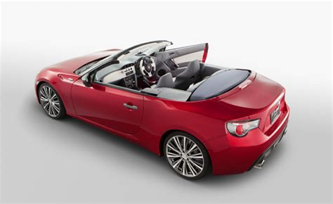 Toyota Scion Convertible by Toyota Gt 86 Convertible Back On The Table Mercedes