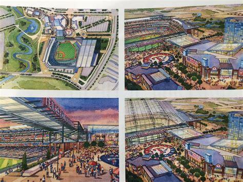 Texas Rangers, Arlington to announce new stadium plans ...