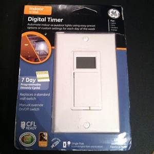 Free  New Ge Digital Timer