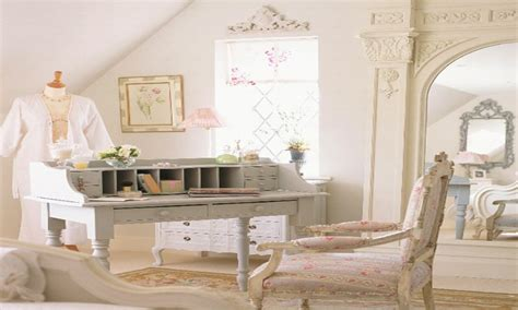 Beautiful Small Homes Interiors, Shabby Chic French Style