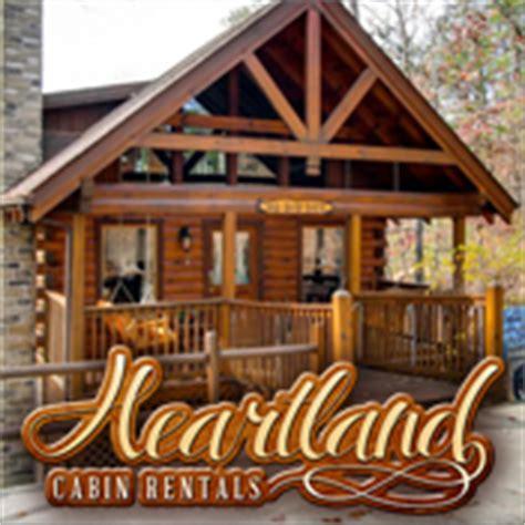 heartland cabin rentals gatlinburg rental cabins gatlinburg cabin rentals