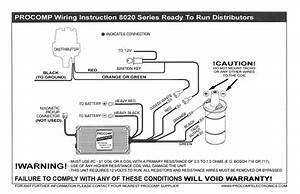 Mallory Pro Comp Distributor Wiring Diagram