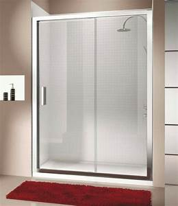 porte de douche coulissante battante et fixe en 95 idees With porte d entrée alu avec salle de bain moderne avec douche italienne