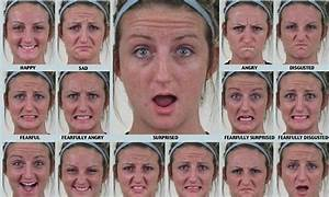 Scientists discover that humans have 21 different facial ...
