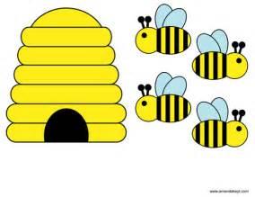 Free Printable Bee Worksheets