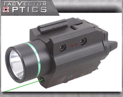 best laser light combo for glock 19 vectop optics doublecross tactical led pistol flashlight