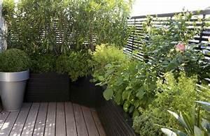 Amenager Petit Balcon Appartement : am nager un balcon ou balcon terrasse nos 5 conseils ~ Zukunftsfamilie.com Idées de Décoration